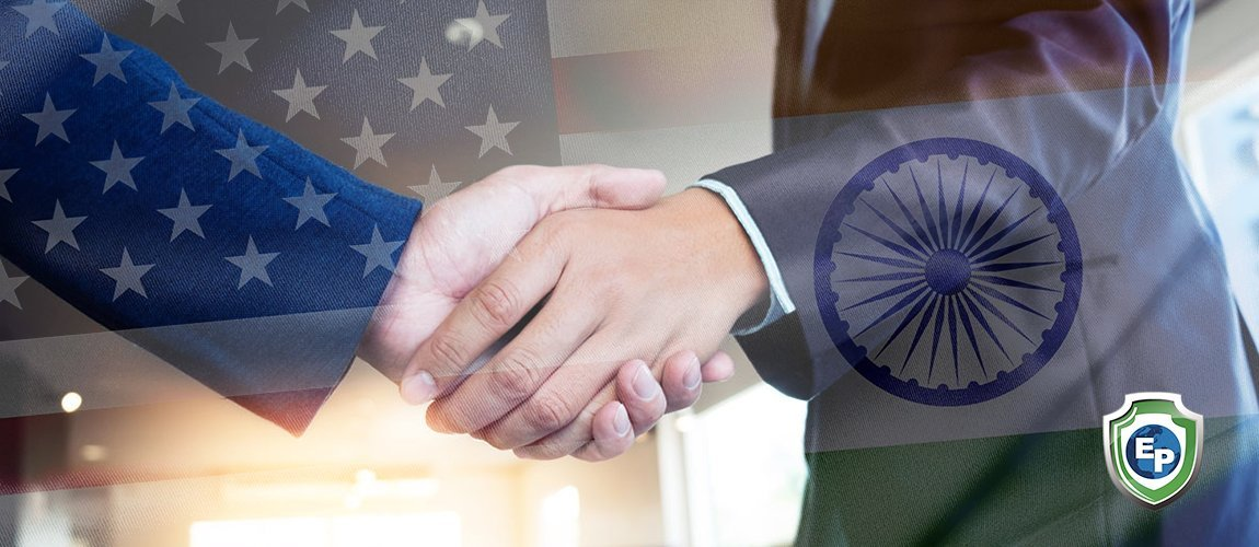 India and America: An Ever-Improving Union