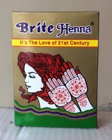 Brite Henna Products Seller