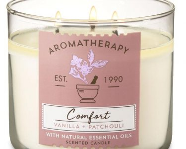 StressOut Aromatic Therapy Candles for Bath Scented