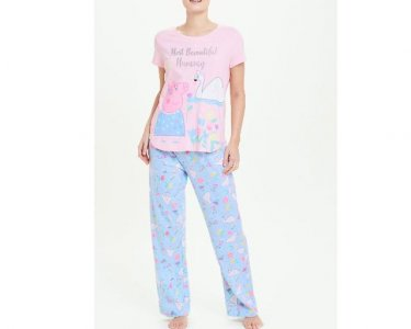 Peppa Pig Beautiful Mummy Pyjamas