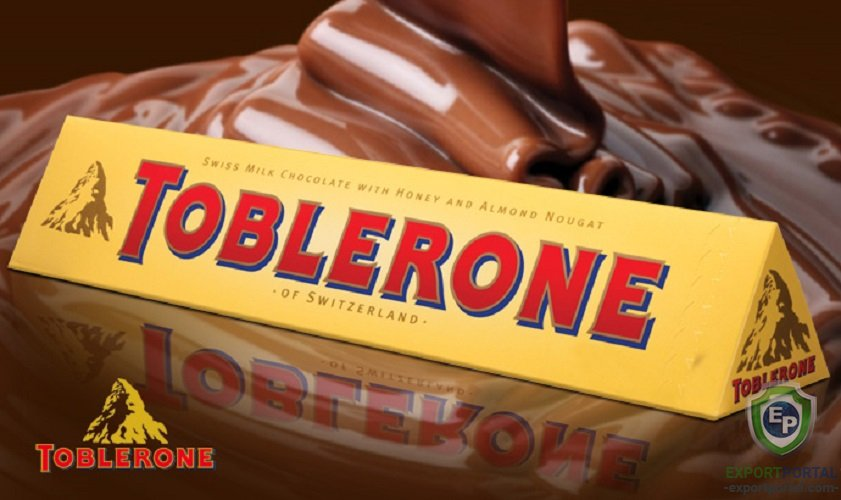 Toblerone Swiss Chocolate: Product Details - Export Portal