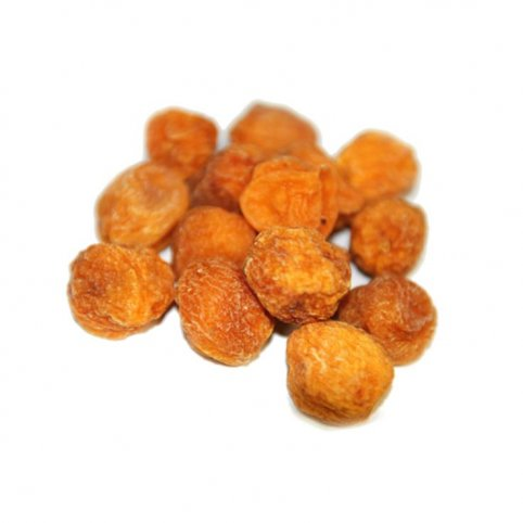 Dried apricost with stone